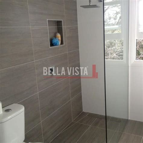Fixed Glass Bath Shower Screen by Clear Frameless Shower Panel 1197 X 2000 X 10mm