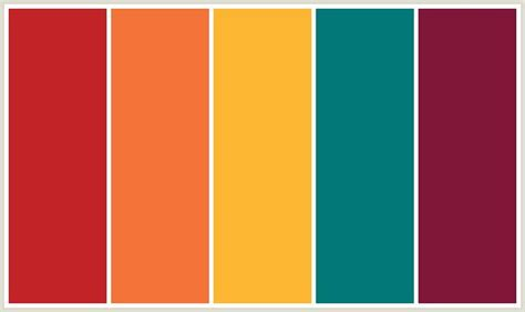 color combination for orange 61 best color schemes images on pinterest