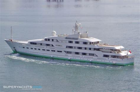 yacht attessa iv attessa iv yacht photos evergreen shipyard