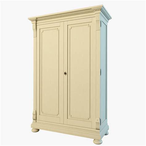 st james armoire st james armoire 3d model