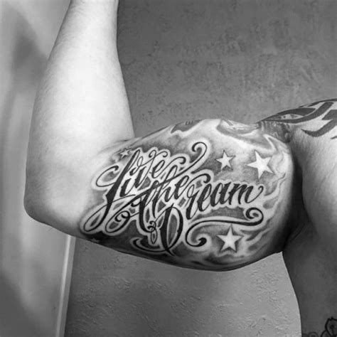 living the dream tattoo designs 30 designs for word ink ideas