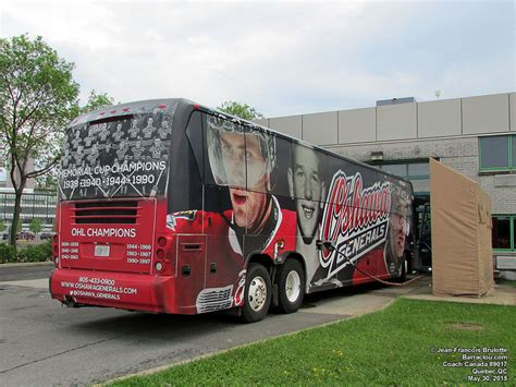 canada couch ontario hockey league ohl team bus picture gallery