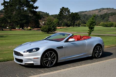 aston dbs volante live from pebble aston martin dbs volante