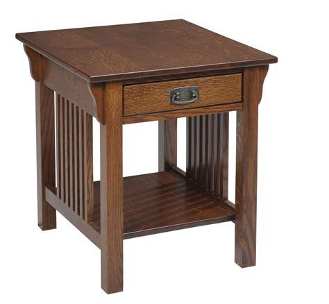 Outdoor Kids Table Lexington Mission Collection Amish Oak Warehouse