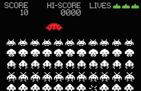 The Space Invaders space invaders wallpaper wall mural muralswallpaper co uk