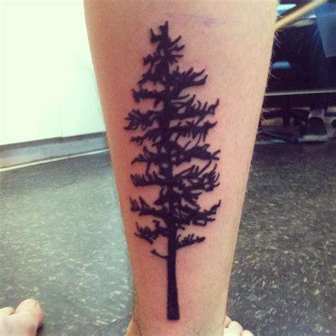 pine tree wrist tattoo tree tattoos designs ideas and meaning tattoos for you