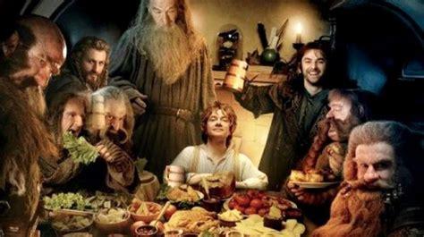 a tavola con gli hobbit bilbo baggins e l ospitalit 224 degli hobbit 171 pane focolare