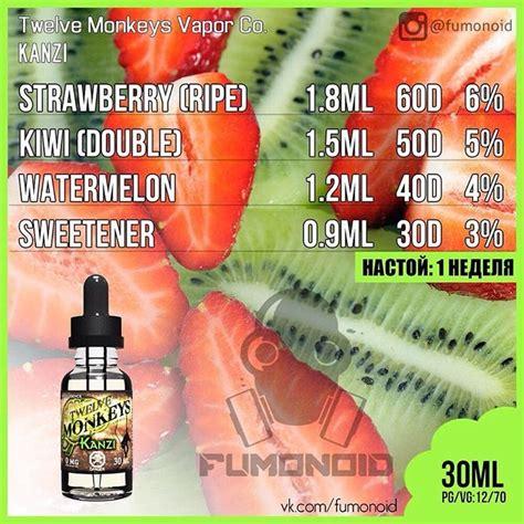 Tombacco Strawberry Tobacco E Liquid Vape Vaping Vapor fumonoid twelvemonkeys kanzi fumonoid twelvemonkeys tpa vape vapor vaping пар парение