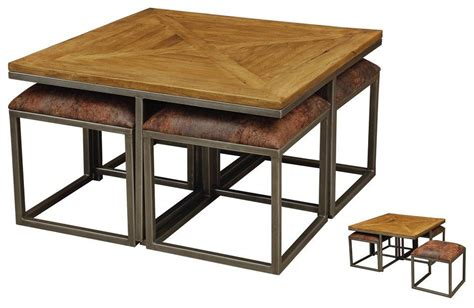 Dining Table Coffee Table Combined American Solid Wood Dining Table Rectangular Desk Bar Table Dining Chairs Dinette Combination In