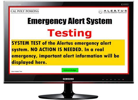 safety alert system