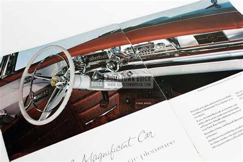 buick brochure 1957 buick roadmaster 75 sales brochure hometown buick