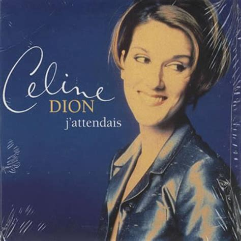biography celine dion french celine dion j attendais french 5 quot cd single 6643051 j