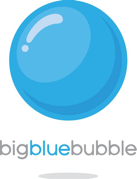 Gamis Big Size Blue file bigbluebubble logo2015 svg