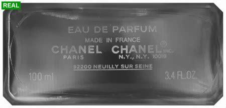 hate fake perfume   spot  fake coco mademoiselle
