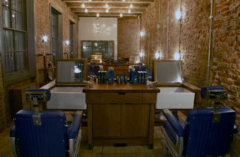 barber school edinburgh ruffians interiors and exhibitions scotland s new