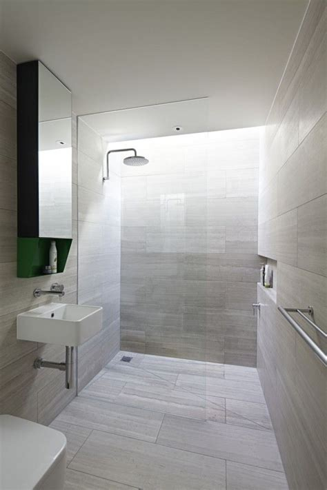 Grey Bathroom Tile Floor - image gallery light grey tile bathroom