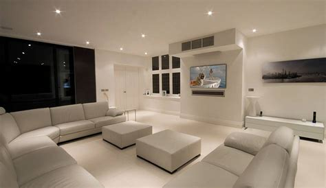 living room cinema q smartdesign cinema audio lighting security