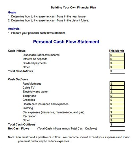 cashflow templates search results calendar 2015