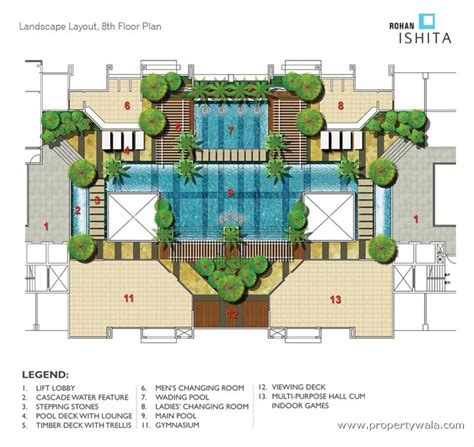 landscape floor plan 28 landscape floor plan mantri glades floor plan