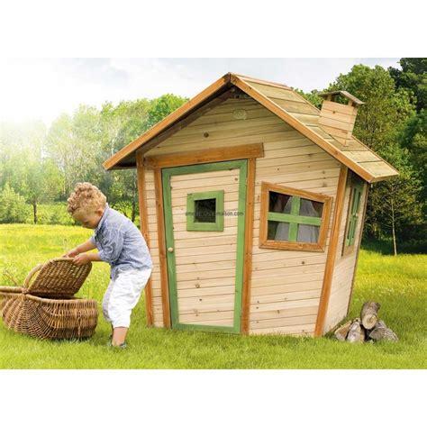 cabane jardin solde maisonnette bois enfant mundu fr