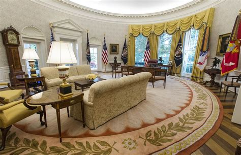 where in the white house is the oval office trump spending 1 75 million on presidential furniture