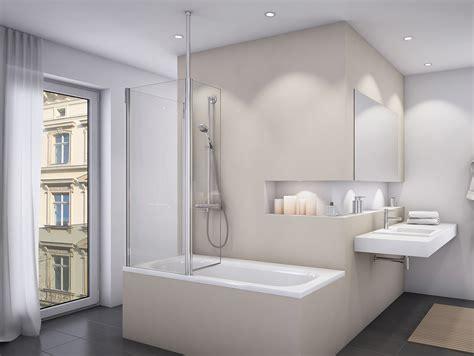 badewanne mit duschabtrennung duschabtrennung badewanne mit seitenwand duschabtrennung