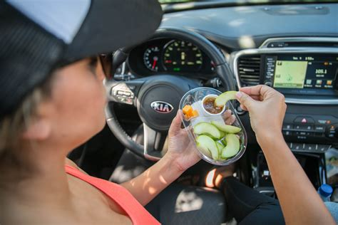 Tips For Healthy On The Go by Tips For Healthy On The Go Simply Real