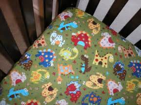Dinosaur Sheets For Toddler Bed Dinosaur Toddler Bed Or Crib Fitted Sheet