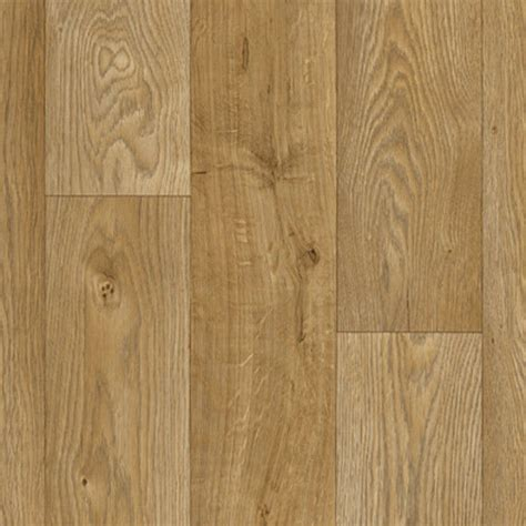 oak plank vinyl cushion flooring rhino supagrip bargain