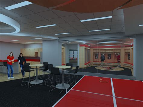 Zone Locker Room by Current Construction Projects In Lubbock Teinert