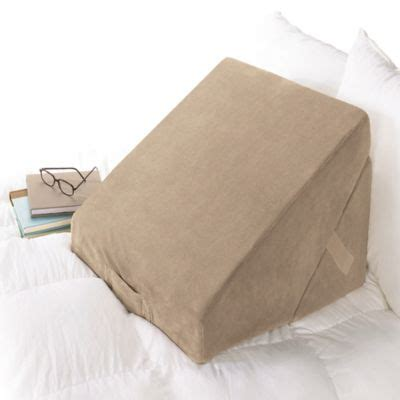 bed tv pillow buy pillow wedges from bed bath beyond