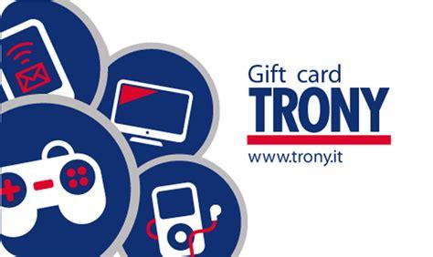 Prezzo Gift Card - gift card trony carte regalo e buoni per clienti o dipendenti