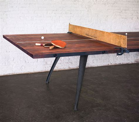 Ping Pong Conference Table Why Would You Want Your Room To Be Boring