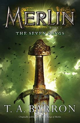 the song of seven books merlin book 2 the seven songs tabarron