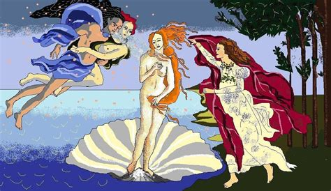 libro venus masterpieces of modern ms paint masterpieces the birth of venus by sandro botticelli circa 1846