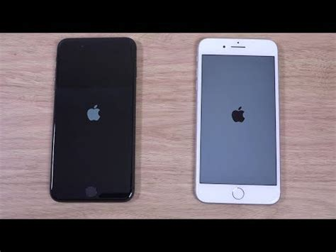 iphone 8 plus vs iphone 7 plus ios 11 speed test