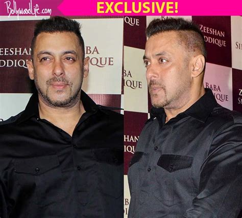 salman khan sultan hairstyles images bored of his sultan look salman khan changes his hairdo