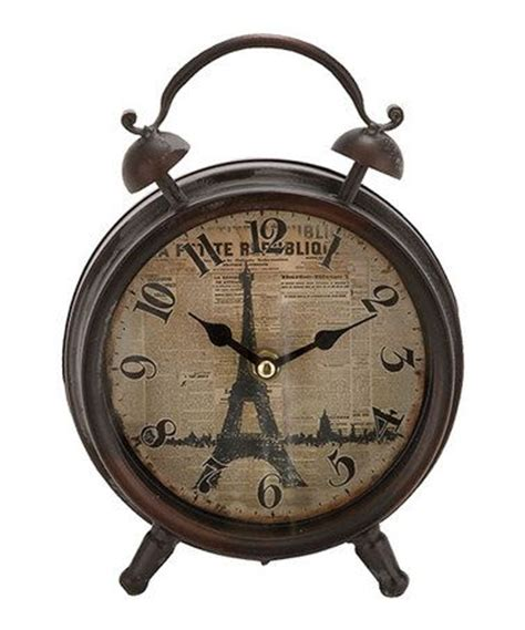 themed table clocks 21 best country style images on