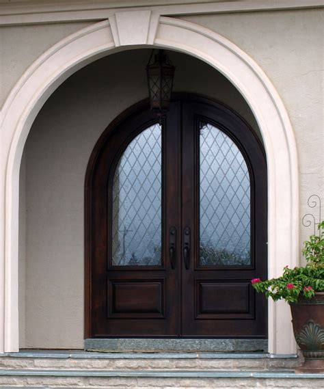 Hardwood External Front Doors Hardwood Exterior Doors Premier Custom Millwork