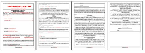california home improvement contract anuvrat info