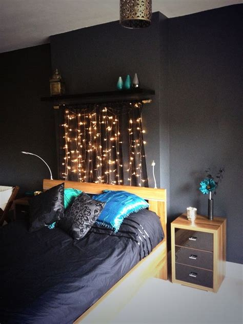 String Lights Bedroom Ideas Bedroom String Lights Bedroom String Lights With Bedroom String Lights Gallery Of String