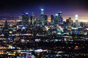 lights town the city of los angeles and philips lighting pilot new