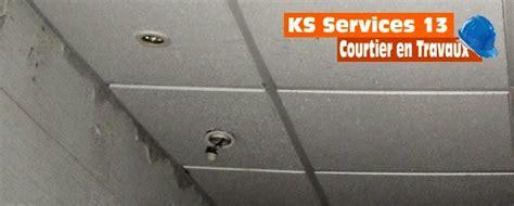 Plaquiste Faux Plafond by Ks Services 13 Prix Devis Pose Faux Plafond En