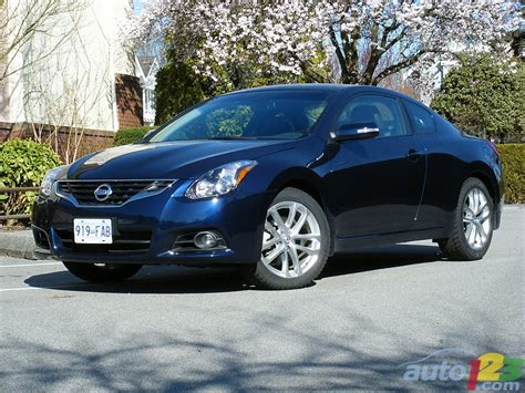 nissan altima coupe 2010 list of car and truck pictures and auto123