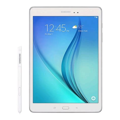 Samsung Tab A With S Pen samsung galaxy tab a 9 7 with s pen sm p550 wifi 16gb white prices features