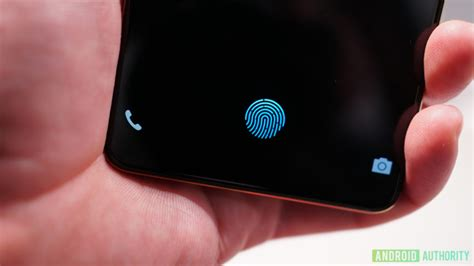 samsung galaxy s10 may come with in display fingerprint sensor