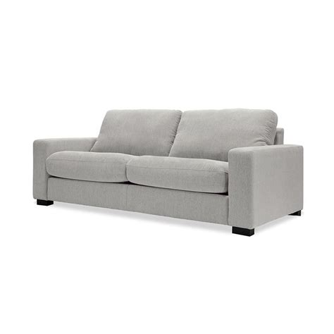 cooper sofa capsule volo design cooper sofa in light gray 106fwlg