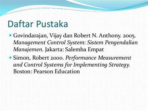 Sistem Pengendalian Manajemen 2 Ed 11 Oleh Anthony Govindarajan studi kasus amax automobiles indus corporation dan abrams company