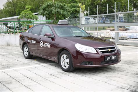 chevrolet origin country 7 taxis in smrt smrt