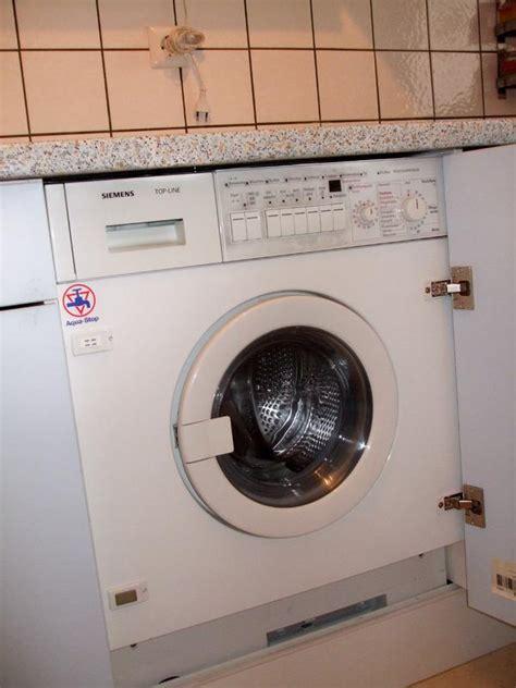 Einbau Waschmaschine Bosch by Einbau Waschmaschine Siemens In Ulm Waschmaschinen